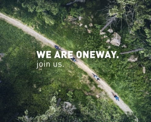 We Are Oneway Logistiek tekst