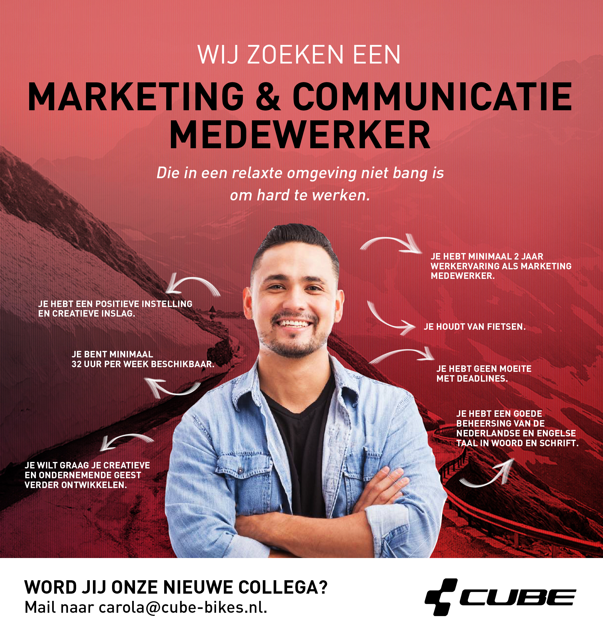OWD marketing vacature